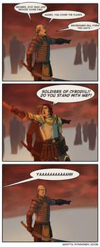 Oblivion: Battle for Bruma