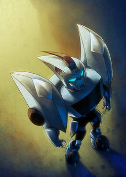 TFA - Another Blurr