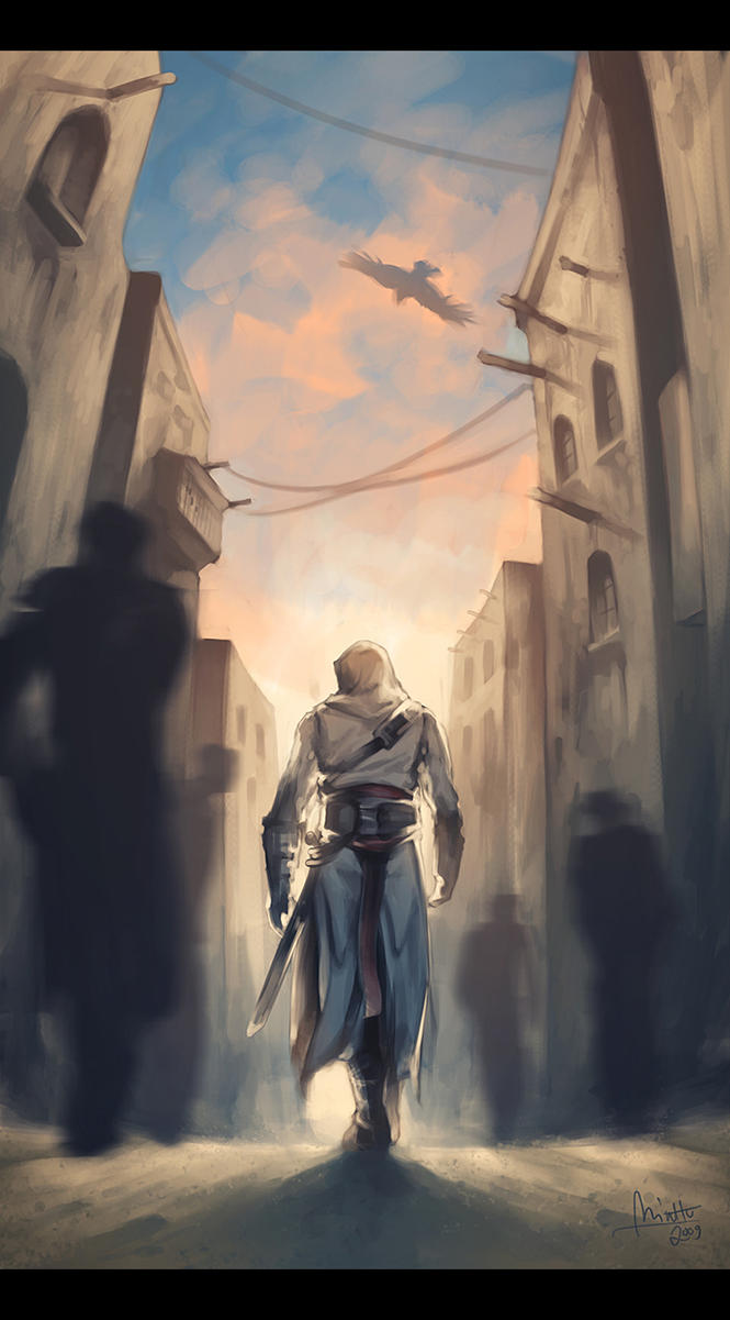 Assassin's Creed by TheMinttu