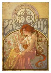Art Nouveau by TheMinttu