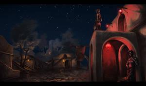 A Quiet Night in Suran