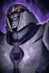 TF: Prime - Megatron