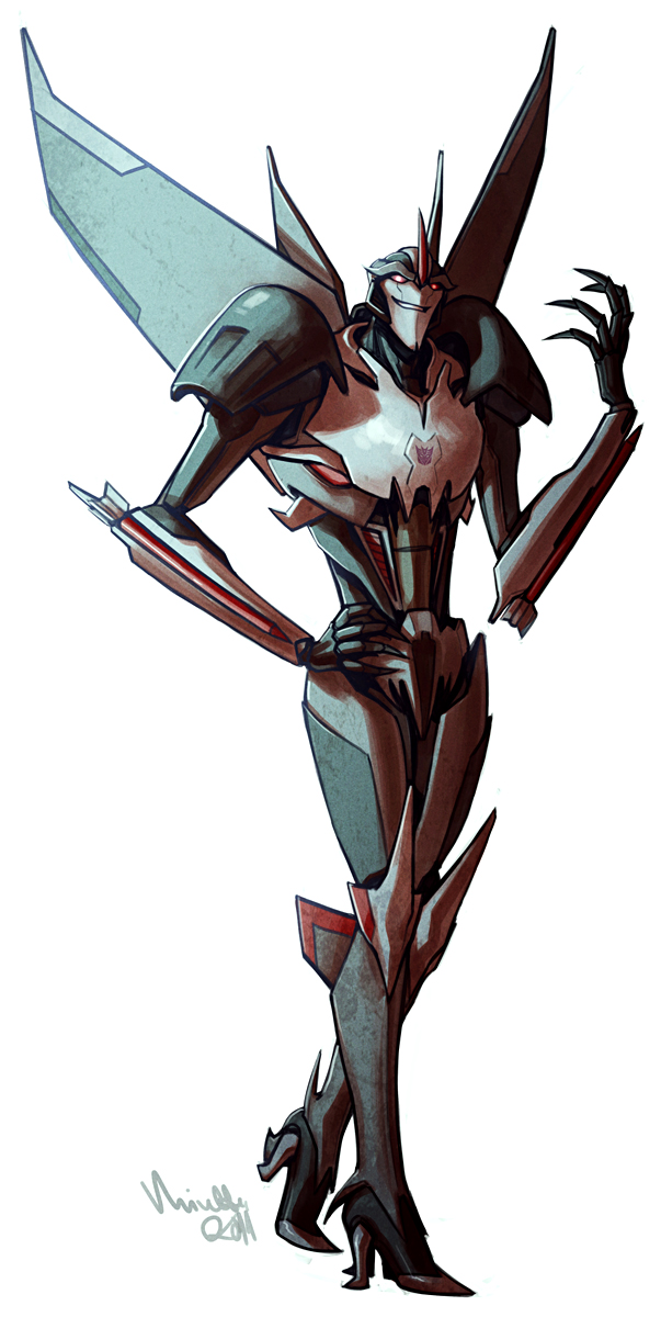 [Pro Art et Fan Art] Artistes à découvrir: Séries Animé Transformers, Films Transformers et non TF - Page 5 Tf___fabulousscream_by_theminttu-d4e39v1