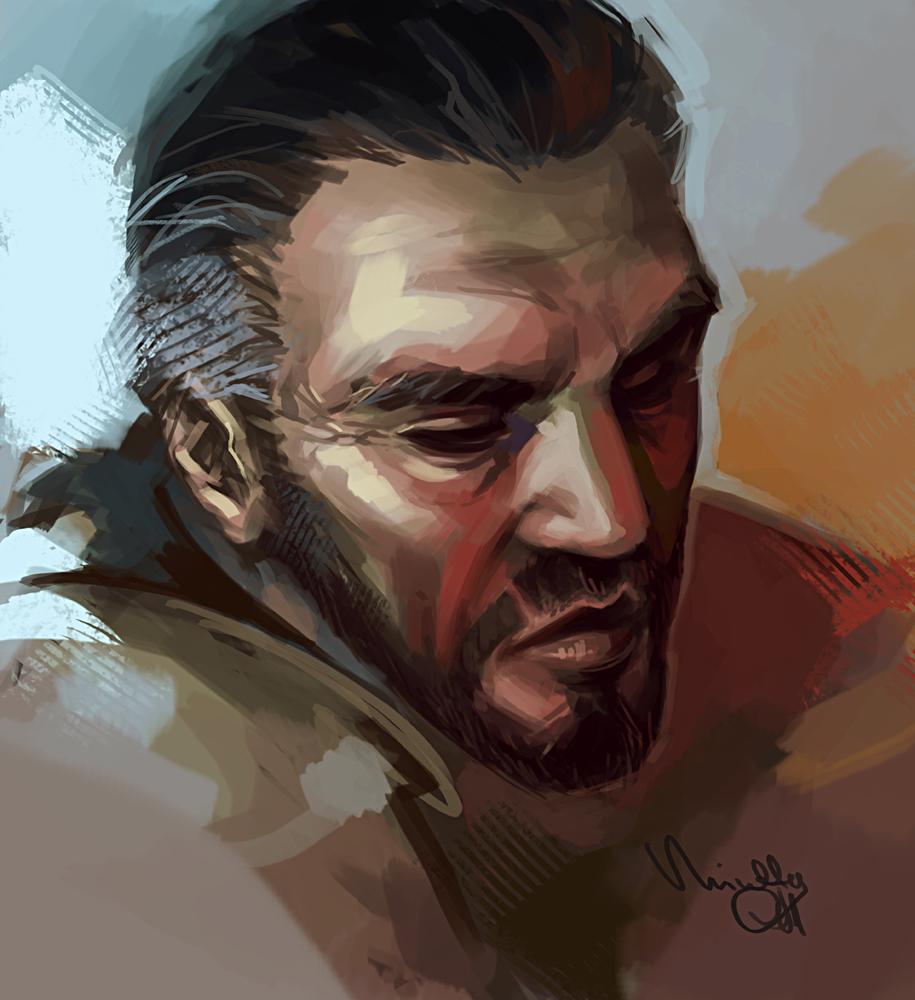 Ezio Auditore De La La La By Theminttu On Deviantart