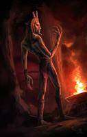 Dagoth Ur by TheMinttu