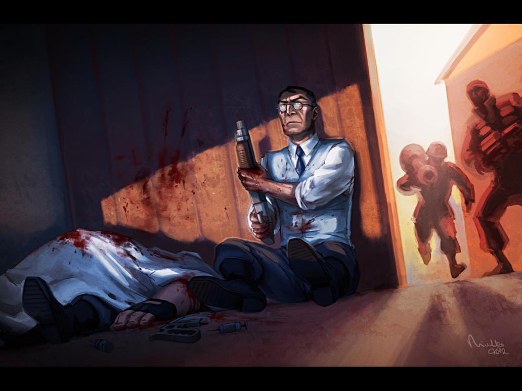 TF2 - Last stand by TheMinttu