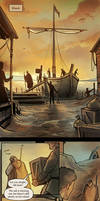 Returning Home (pages 1-5)