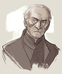 Tywin Lannister by TheMinttu