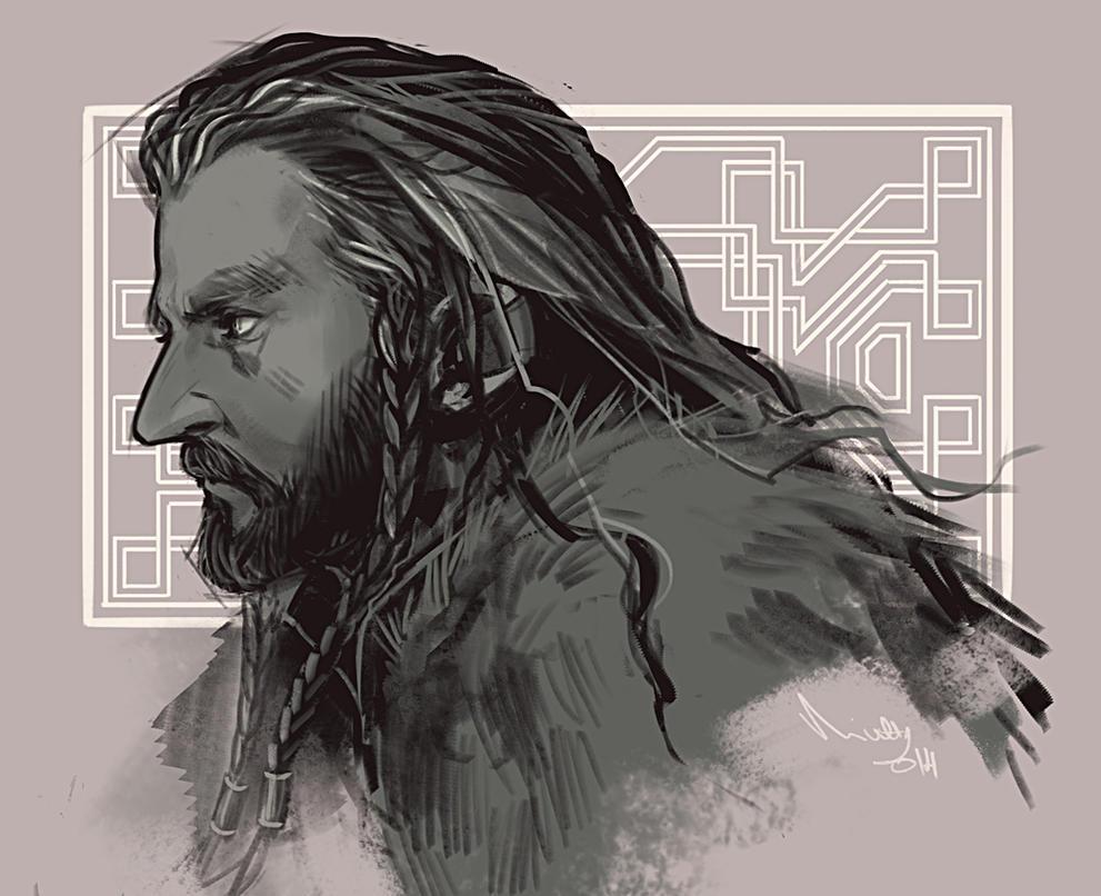Thorin by TheMinttu