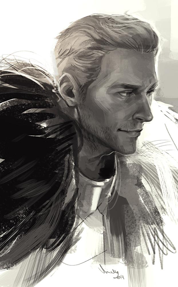 Ser Cullen by TheMinttu