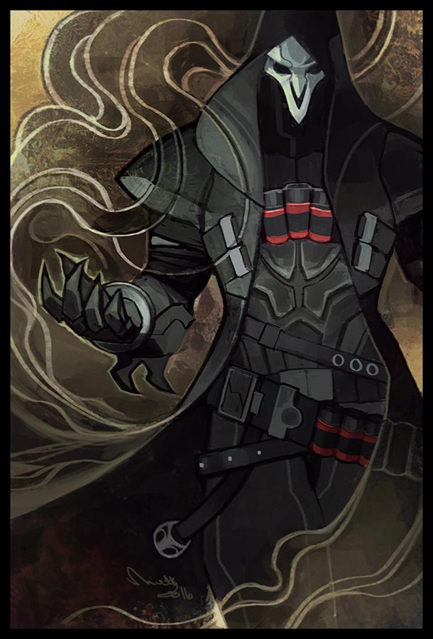 Reaper by TheMinttu