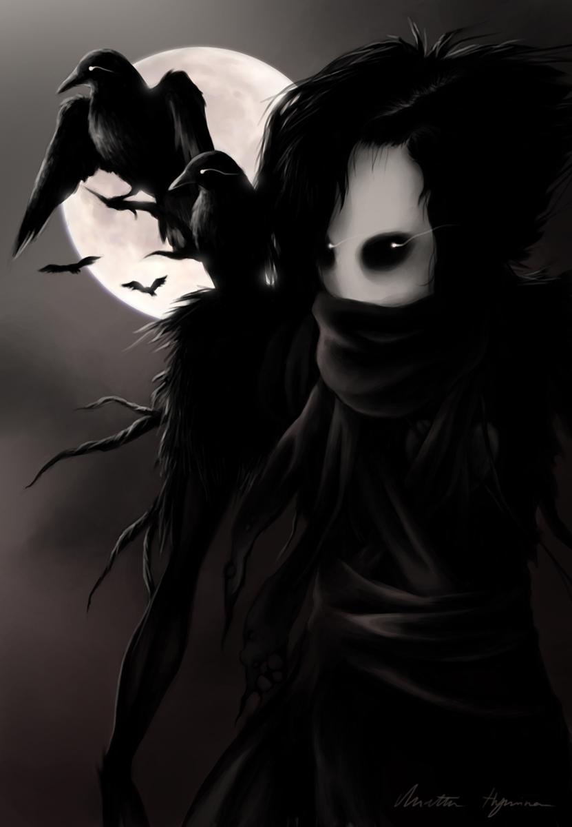 Scarecrow by TheMinttu on DeviantArt