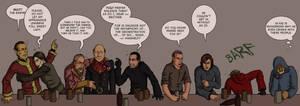 Oblivion: Boys' Night Out