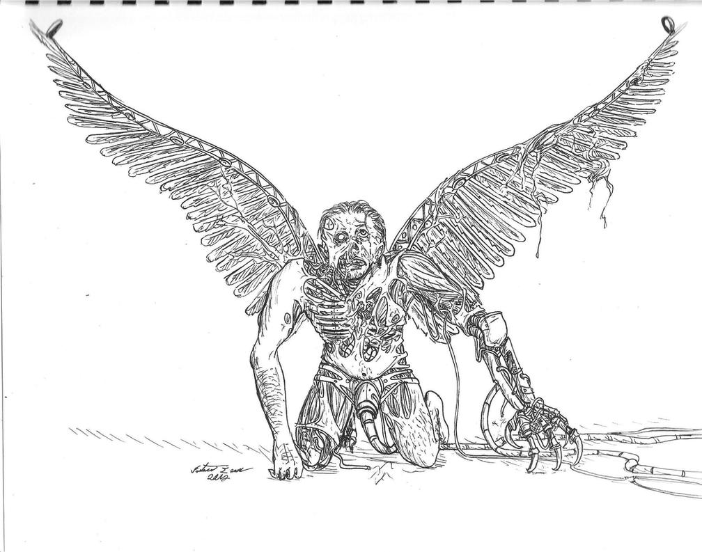 Displaying 19> Images For - Guy Angel Drawings...