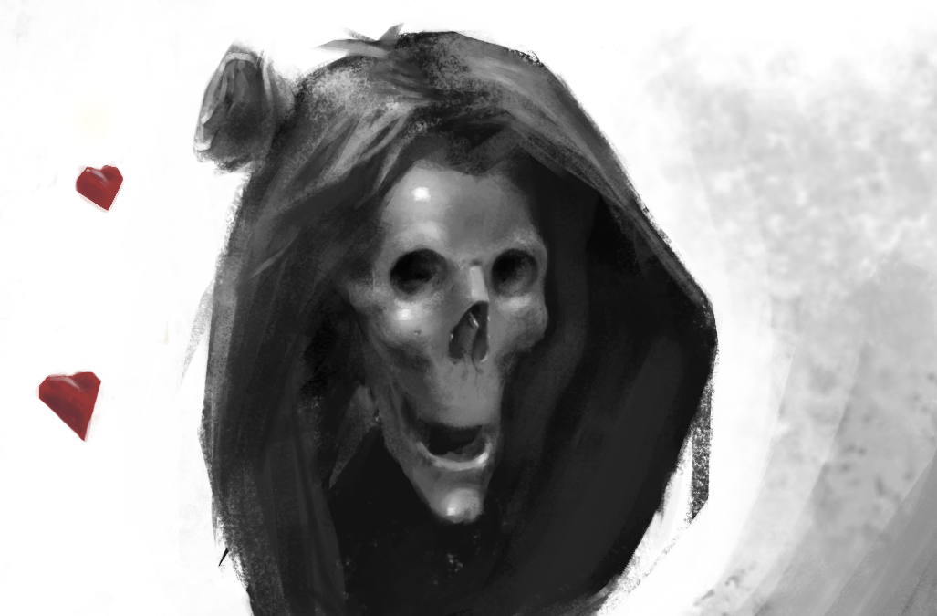 rndm sketch by A-ewi