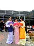 MCM Birmingham March 2016 - Mulan Princesses 2
