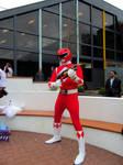 MCM Birmingham March 2016 - Red Ranger