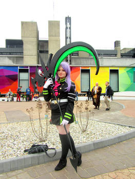 MCM Birmingham March 2016 - Seraph of the End