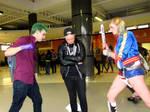 MCM Birmingham March 2016 - Joker + Harley