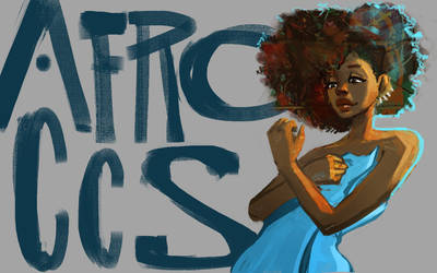 AFRO CCS by zerocelb
