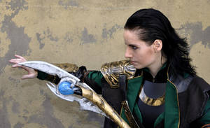 Loki by Riunien