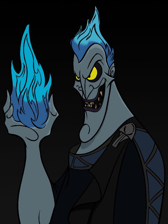 disney clipart- hades - photo #33