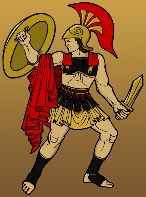 iliad character weaknesses The greek hero achilles is the main character of the iliad some strengths were defender, peacemaker, and some weaknesses were she was out of touch with emotions.