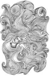 Weird dream by Kiwi-Kwi