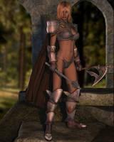 Laisa by Sabreyn by knight776