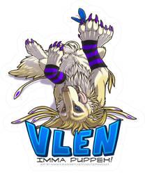Vlen!!!! by ultravioletbat