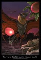 Pathfinders Bat Totem