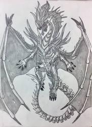 Xeno Dragon by Killosaur