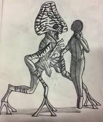 War of the Worlds Alien