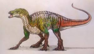 Edomontoguanodon