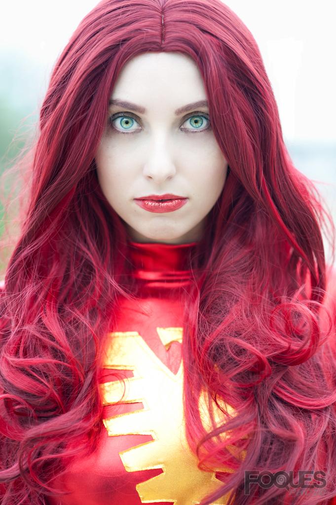 Dark Phoenix - Behind Green Eyes by jillian-lynn