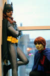 The Bat and The Martian - Young Justice