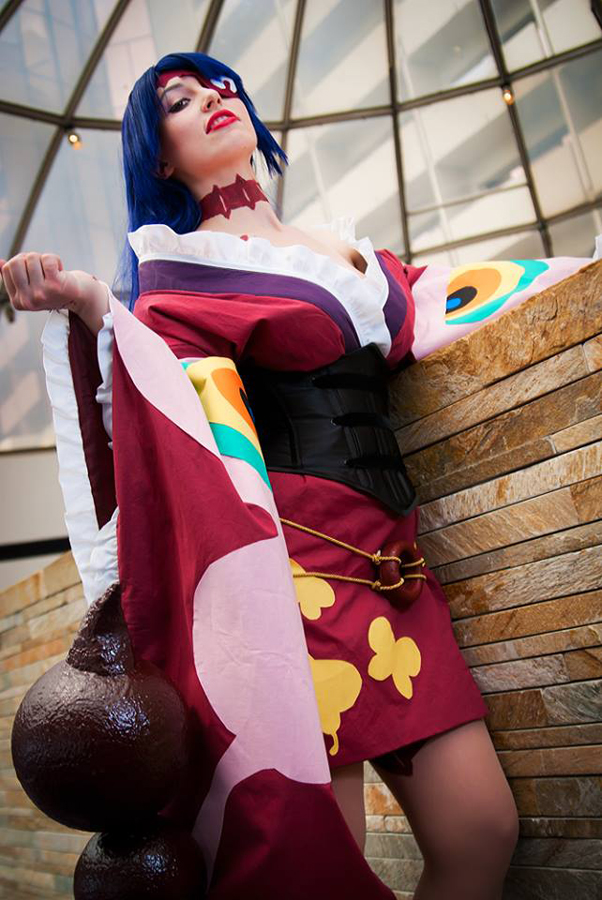 Adiane the Elegant - Gurren Lagann by jillian-lynn
