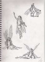 Fairies by Ashtea