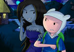 Adventure Time: Sounds Like Dinner... by CronoCain