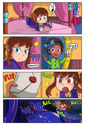 A hat in time: Hat kid for Smash Bros
