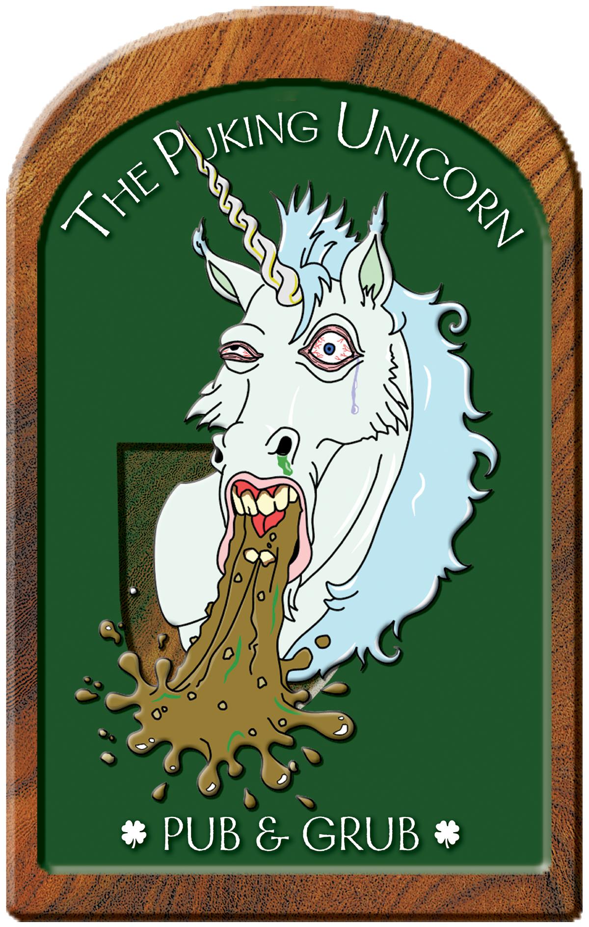 Puking Unicorn