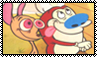 Ren and Stimpy Stamp by sickali