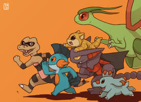 Ground Types by Middroo