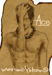Ace-1  One color