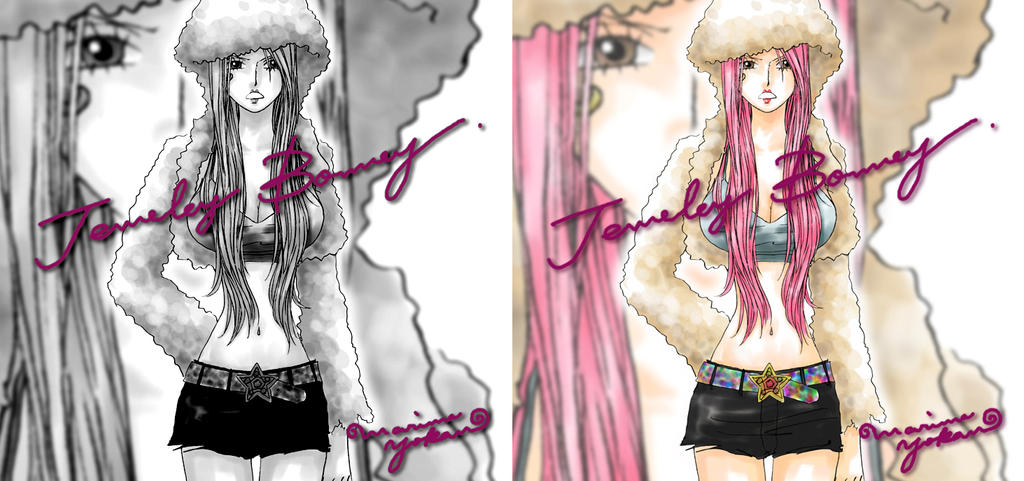bonney one piece. Bonney One Piece.