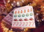 Sticker Sheet - Christmas Magic