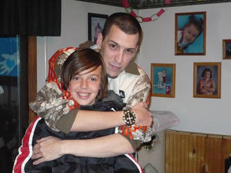 Me And My Son Braidan by deuce6000