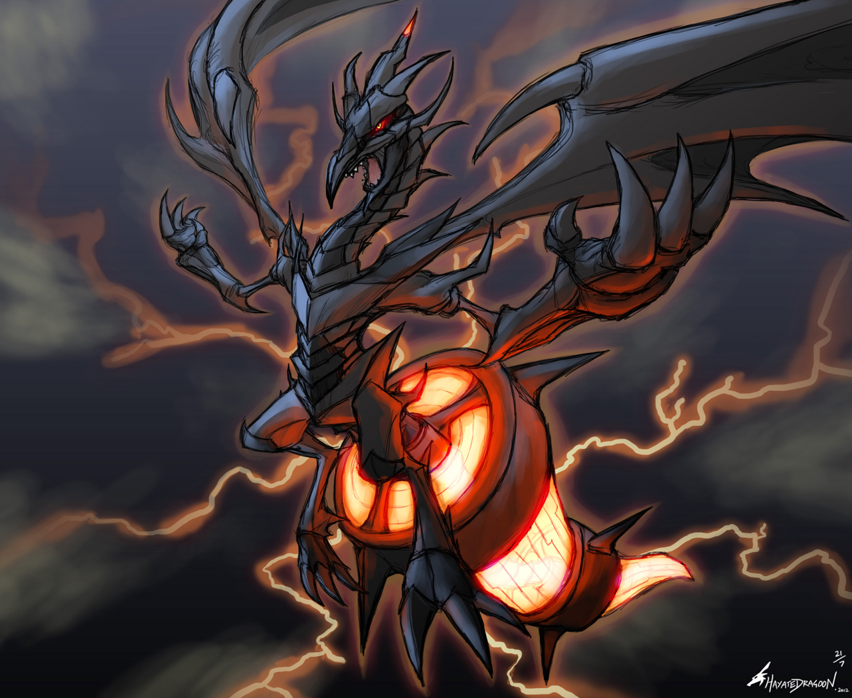 Red Eyes Legendary Dragon by Hayatedragoon on DeviantArt