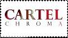 Cartel - Chroma stamp by Skoryx