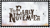 The Early November Stamp by Skoryx